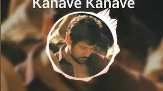 Kanave Kanave Bgm [David Movie].....Love Failure Whatsapp Status.....Oneside Love Status....
