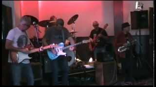 Morrison Blues Jam - White Boy Lost In The Blues - 11 May 2014