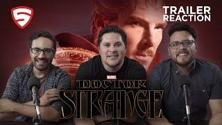 Marvel's Doctor Strange Teaser Trailer Reaction