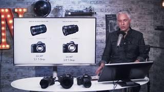 Canon vs Nikon... VS SONY! (2018)