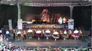 """EKSPRESIONES DEL FOLKLORE DE MEXICO XVII MODF """"WARMIA '2012"""" 28-07-2012"""