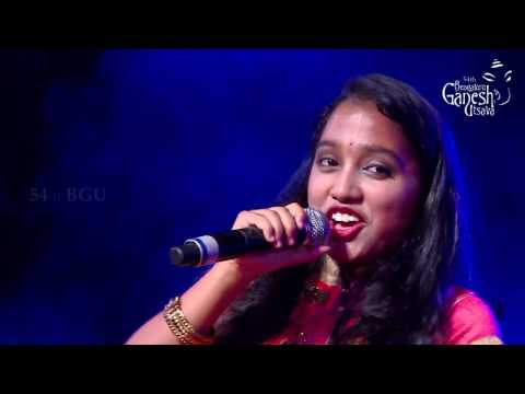 Xxx Mp4 O Meghave Meghave By Ankita Kundu 54th Bengaluru Ganesh Utsava A Tribute To Hamsalekha Concert 3gp Sex