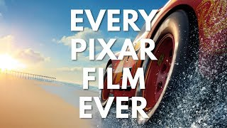 Pixar Movie Evolution (Toy Story to Coco) with Cars 3 Trailer
