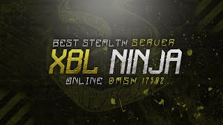 XBL NiNJA Stealth Server 17502