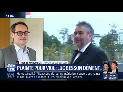 Xxx Mp4 Luc Besson Est Tombé De Sa Chaise En Apprenant Ces Accusations Délirantes Dit Son Avocat 3gp Sex