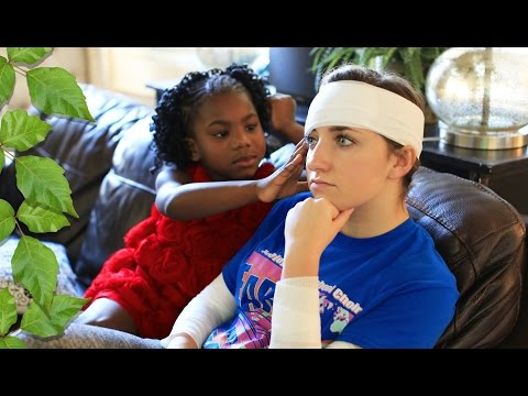 Bailey Gets into Poison Ivy | Behind the Braids Ep.14