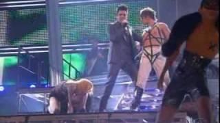Adam Lambert ama fye 2009 uncensored