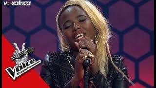 Lincy ' Dreamer Girl ' de Asa Audition à l'aveugle The Voice Afrique francophone 2017