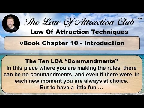 Xxx Mp4 10 1 Law Of Attraction Explained In Ten Commandments 3gp Sex