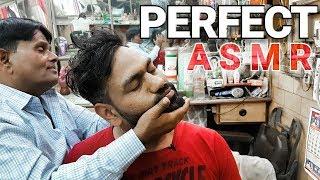 Asmr perfect head massage with neck cracking (Barber Sarwan)