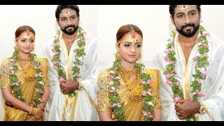Bhavana Wedding Album | Marriage Reception Photos