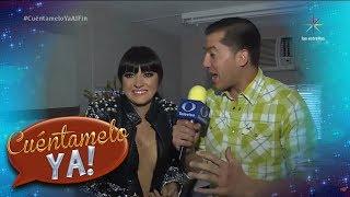 Maite Perroni recuerda sus inicios con RBD   Cuéntamelo YA!... Al fin