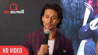 Tiger Shroff Full Speech | Get Ready To Fight Video Song Launch | BAAGHI