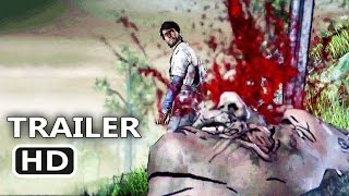 PS4 - The Walking Dead Season 3 Gameplay Trailer (Telltale Games) TGA 2016