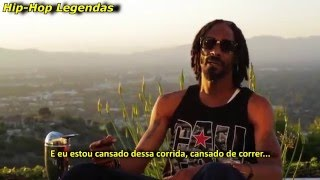 Snoop Lion ft.  Akon - Tired of Running [Legendado]