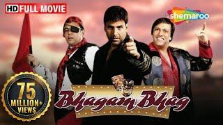 Bhagam Bhag 2006 (HD) - Full Movie - Superhit Comedy Movie - Akshay Kumar - Govinda -  Paresh Rawal