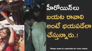 Telugu Actresses Rakul Preet Shriya and Kajal Agarwal in Tirumala Tirupati Video