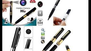 Mini HD Spy Hidden Pen Camera Camcorder DV DVR Video Business Portable Recorder