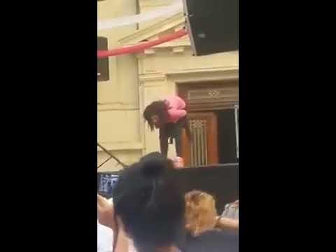 ريم احمد ترقص رقص هستيري على المهرجنات