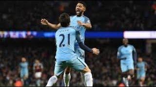 Everton vs Manchester City 1-3 Highlights & Goals