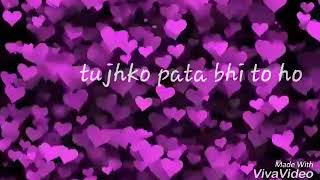 Beautiful whatsapp Status  Kuch Rang Pyaar Ke Aise Bhi  Shaheer & Erica