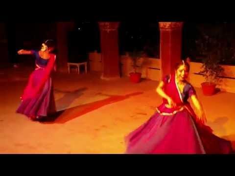 Kathak Fusion Duet by Priyanka Srikrishnan and Shweta Mishra