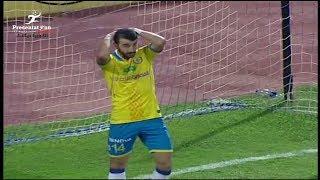 """الهدف الأول لـ مصر للمقاصة امام الاسماعيلي """" محمد توني """" الجولة الـ 32 الدوري المصري"""