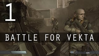 [1] Battle for Vekta (Killzone 1 w/ GaLm)