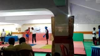 Wushu St fight Ranchi Arj 448