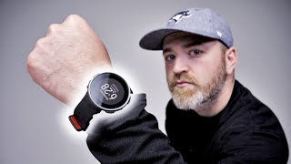 The Mysterious Smartwatch I've Been Wearing...