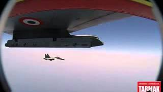 Astra Air to Air Missile Launch from SU 30 MKI