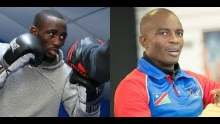 Terence Crawford vs Julius Indongo & The battle for UNDISPUTED....