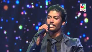 MALDIVIAN IDOL GALA Performance 5  - Haadha Dhey Hiy Veye Loabin - Shalabee