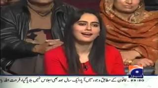 Khabarnaak – 28 January 2016   Saleem Safi   YouTube