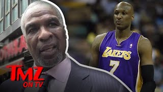 Lamar Odom Basketball Comeback! | TMZ TV