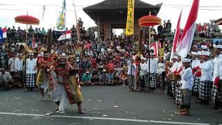 Parade Budaya HUT Bangli *Sulahan DIsplay*