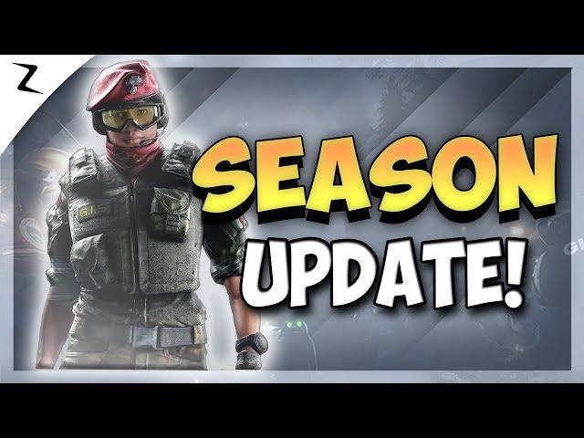 Italian Season Update! - Rainbow Six Siege