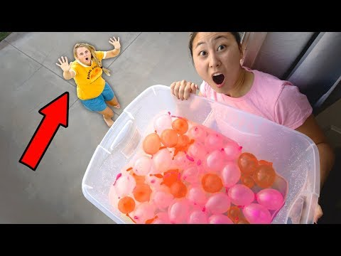 Xxx Mp4 DROPPING WATER BALLOONS ON MOM 3gp Sex