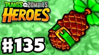 Shamrocket! - Plants vs. Zombies: Heroes - Gameplay Walkthrough Part 135 (iOS, Android)