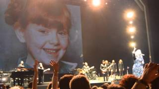 Adele - When We Were Young (Live in London 16th March 2016)