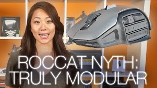 Roccat Nyth Modular Gaming Mouse Review