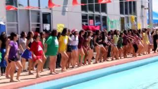 SGGHS Swimming Carnival Dance 2017
