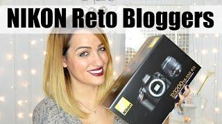 Nikon Reto Bloggers y necesito vuestra ayuda