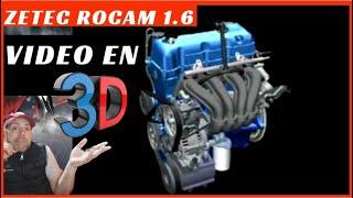 Zetec Rocam 1.6 -  vídeo del funcionamiento