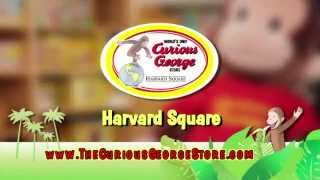 Worlds Only Curious George Store 2012 Holiday Commercial