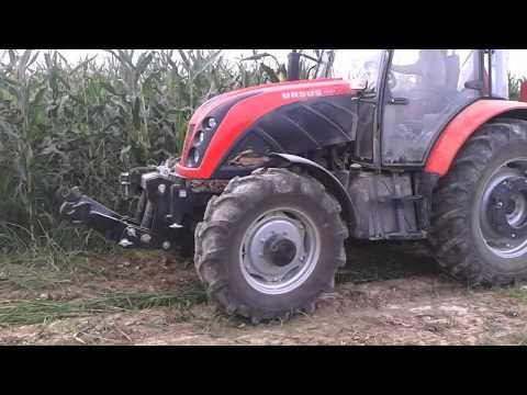 Ursus 11024 Prace polowe cz.1 sezon 2013