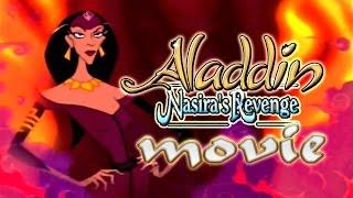 Aladdin Nasira's Revenge All Cutscenes (PS1) Full Game Movie