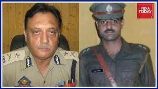 IG J&K Police Briefs On DSP Ayub Lynching Case