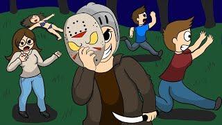 O JASON MAIS DÍFICIL VOLTOU ! - Friday the 13th the Game