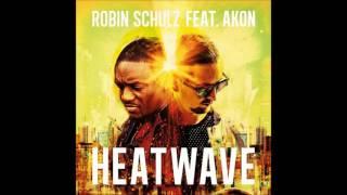 Robin Schulz feat. Akon - Heatwave (Extended Version)